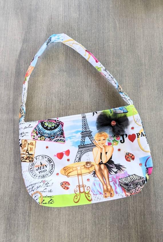 French Inspired Handmade Handbag