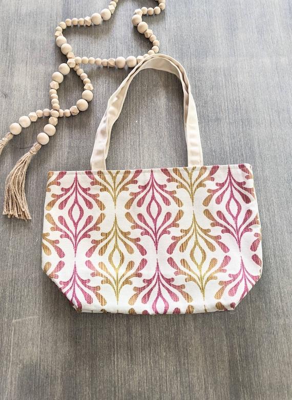 Tote Bag / Handmade Bag / Summer Tote