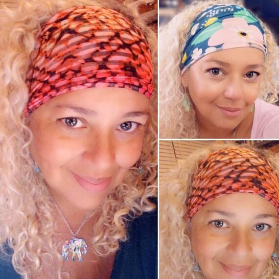 Headband / Face cover / Multicolored headband