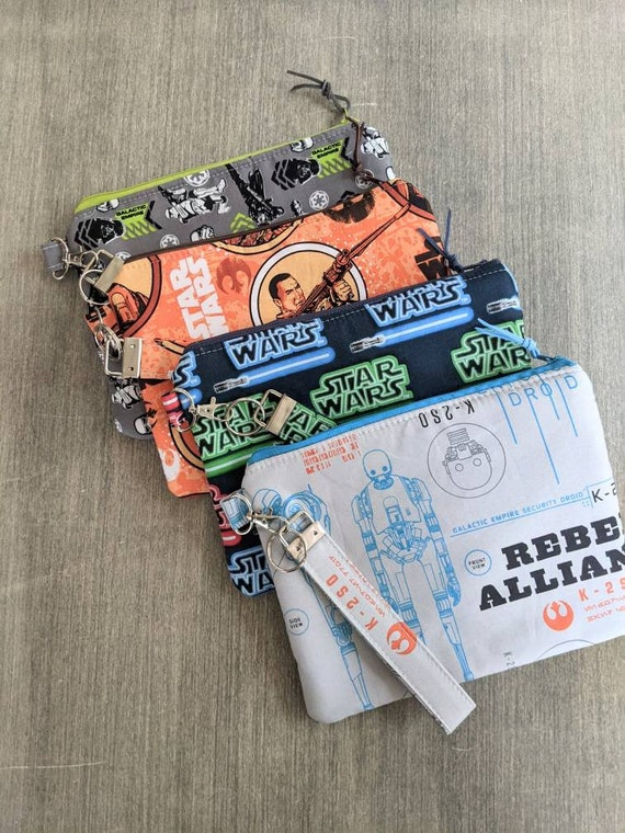 Star Wars Wristlet Bag