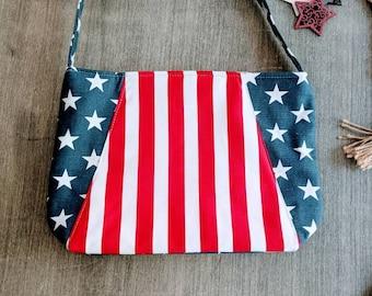 Patriotic Shoulder Bag