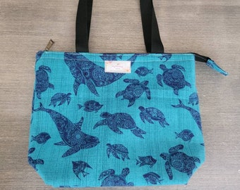 Turtle Lunch bag
