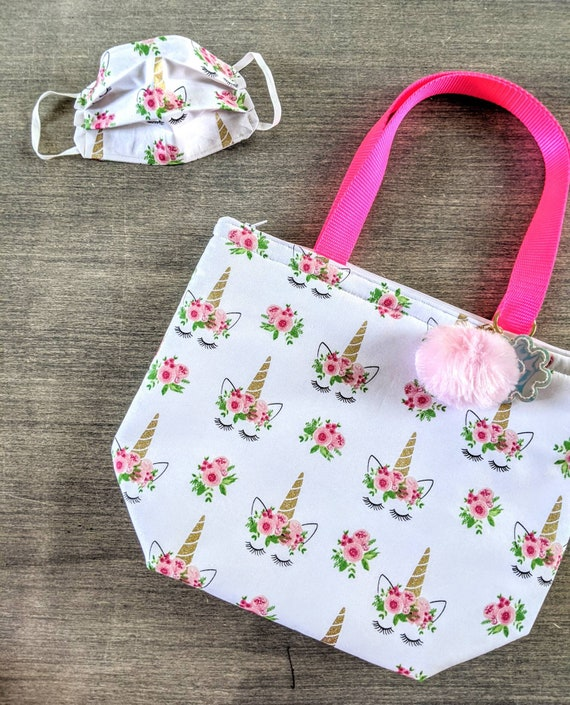 Unicorn Lunch bag / Insulated Lunch Bag