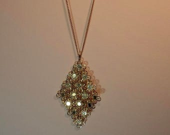 Glitz & Gold Necklace