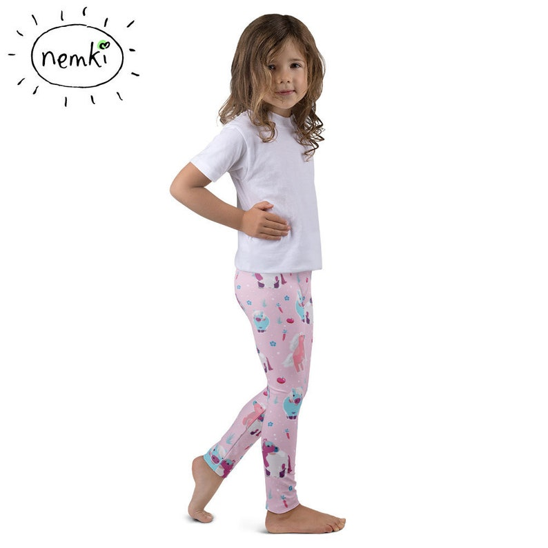 512b131ae19a9 ... Cute Pink Pony Leggings for Kids Girls or Teens | Etsy; Girls Metallic  Knit Leggings (Kids) | Forever 21; Pierre Cardin Oem Kid's Girls Tights ...