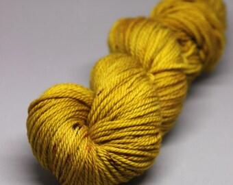 poupon- Hand Dyed Yarn - Aran Twist 100% Superwash Merino - {poupon}