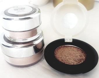 Mineral Eyeshadow | Mineral Makeup | Loose Eyeshadow | Vegan Makeup | Natural Cosmetic | Dusty Rose