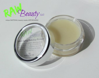 Primer for Face & Eyes, Ageless Mineral Makeup Primer by RAW Beauty LLC