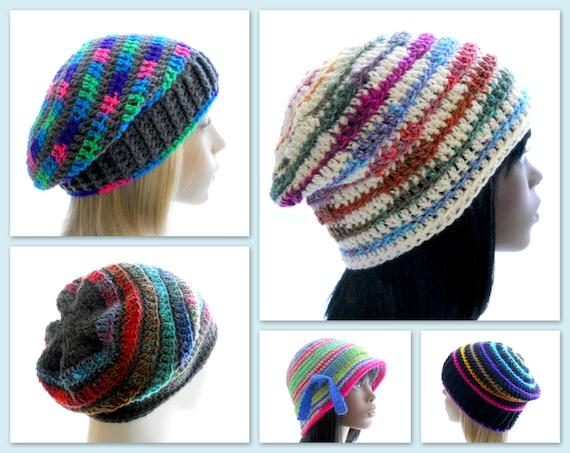 Crochet Patterns 5 Fun Crochet Hat Patterns That Celebrate Etsy