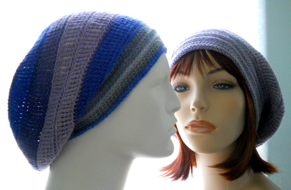 Crochet Pattern The Pilar Slouchy Beanie Hat Pattern For Etsy