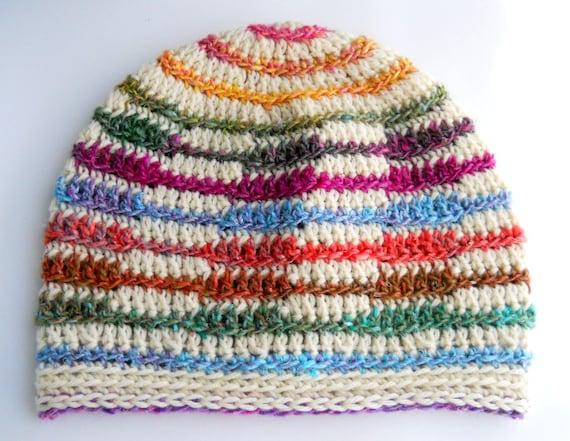 Crochet Pattern Pisa A Crochet Hat Pattern For Women And Men