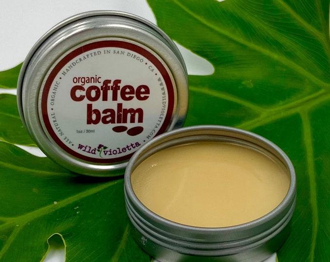 Coffee Hand Balm