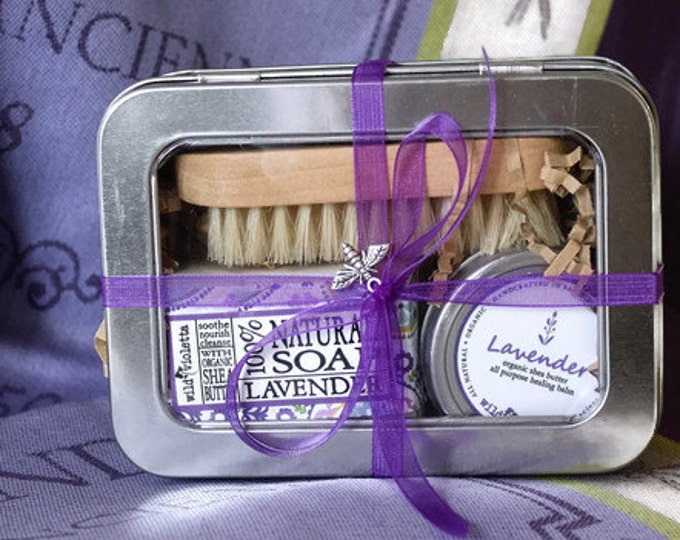 Lavender Gift for Christmas, Birthday gift for Her