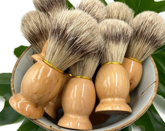 Shave Brush / Barber Shop Wet Shaving Brush