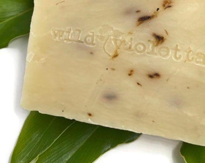 Handcrafted Natural Soap Bar / Lavender Natural Soap Bar, French Lavender