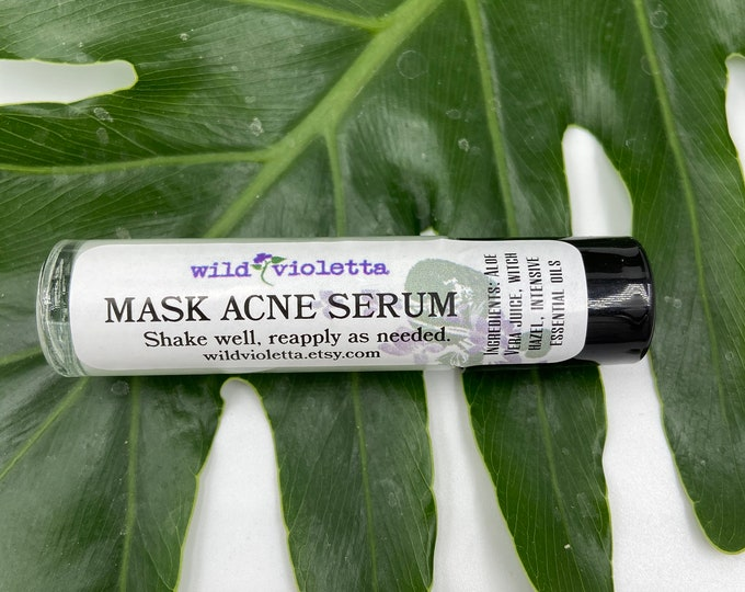 Acne Treatment, Mask Acne Maskne Blemish Breakout Ointment / Stocking Stuffer