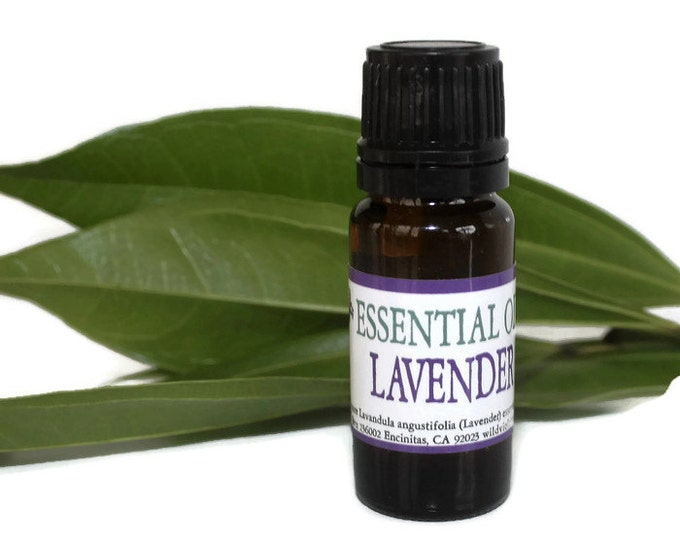 Lavender Essential Oil / All Purpose Healing Oil / Stocking Stuffer