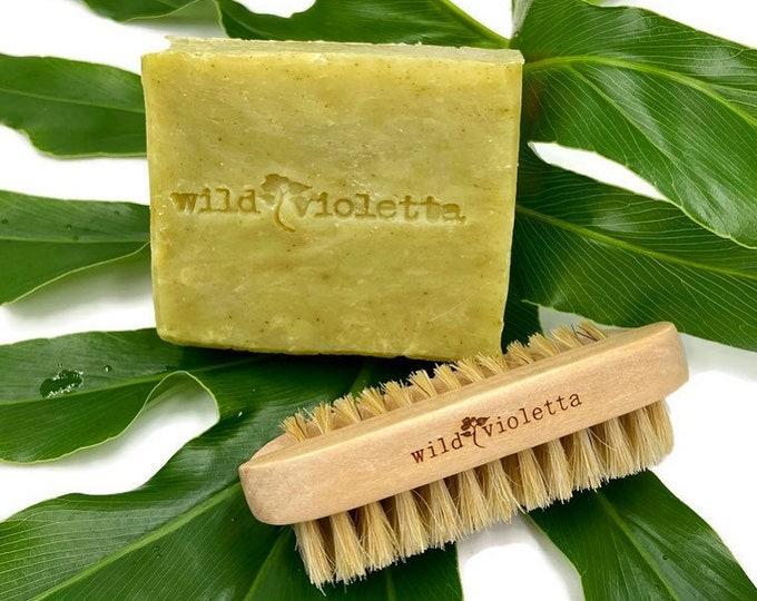 Mint Soap Bar / Shea soap for men