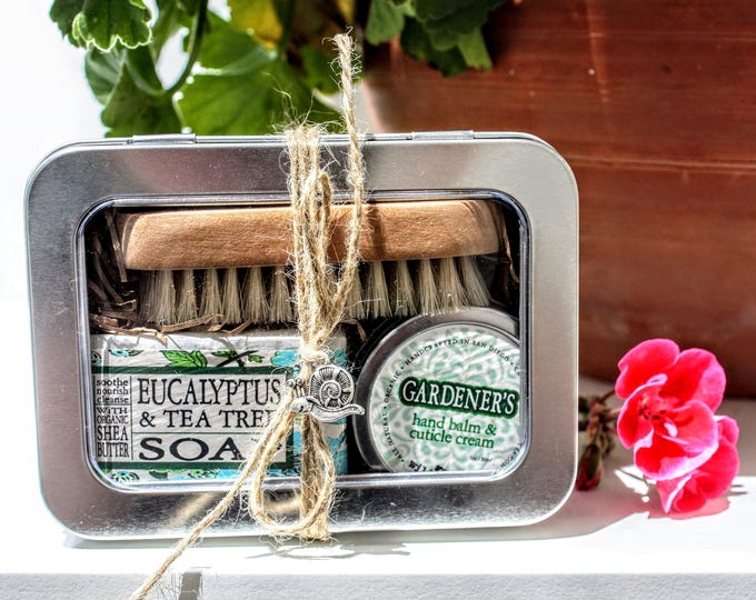 Gift for Her / Gardener's Gift Set / Christmas Gift for Gardening