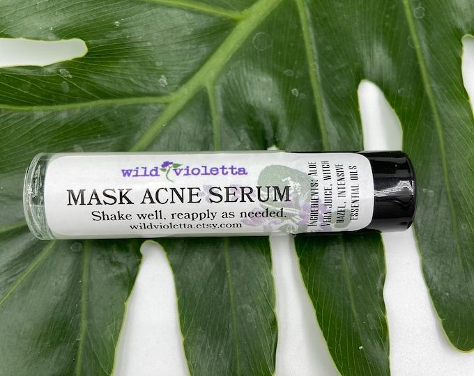 Acne Breakout Treatment, Mask Acne Blemish Ointment, Pimple Serum