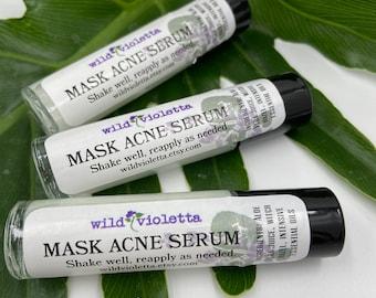 Acne Breakout Treatment Stocking Stuffer, Mask Acne Blemish Ointment, Pimple Serum