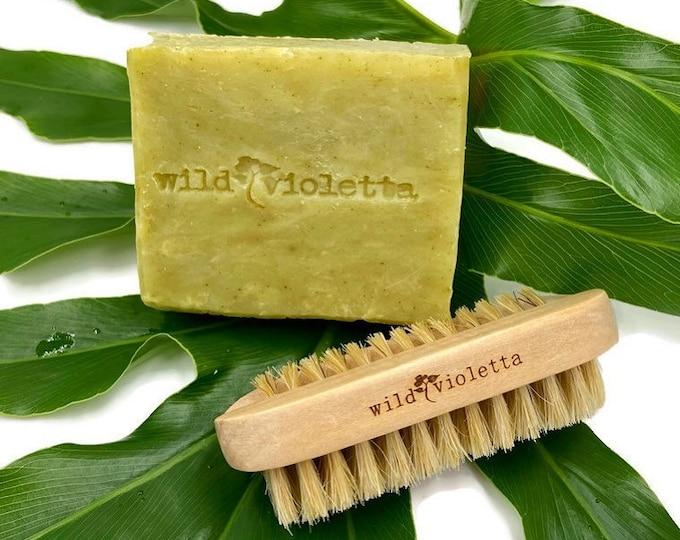 Mint Soap Bar / soap for men / Fresh Minty Spearmint and Peppermint