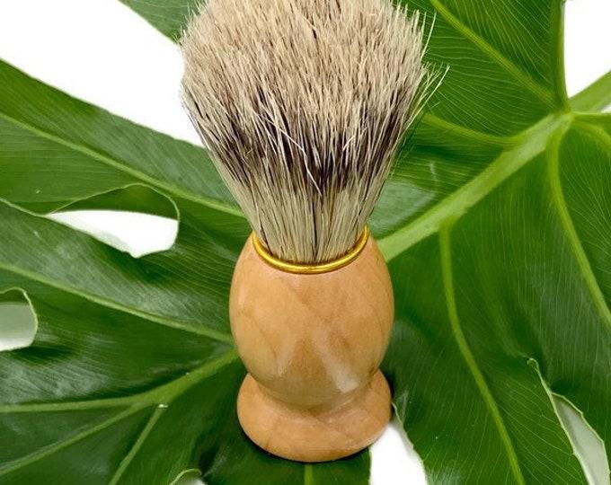 Shaving Brush, Men's Shave Brush, Groomsmen Gift