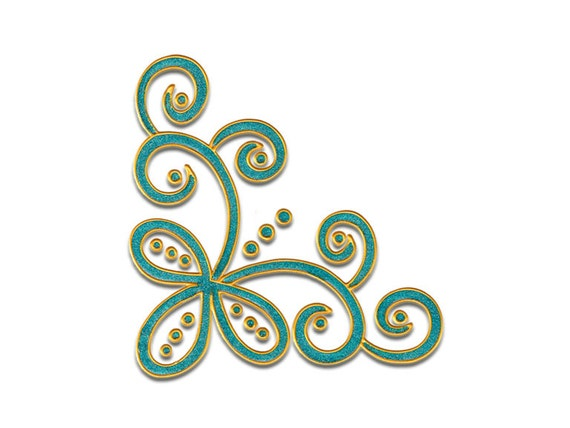 fornire un'ampia selezione di arriva acquisto autentico Angoli - finestra di fiori / specchio cornice - adesivo a mano /  decalcomanie - arredamento casa - vetrate si aggrappa - decorazione  finestra - ...
