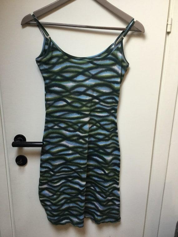 Multicolor mini dress - XS
