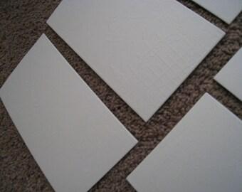 Halloween Embossed Chipboard Tiles - Tattered Angels
