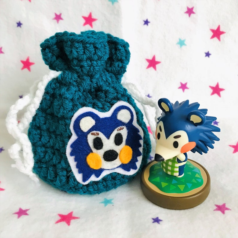 MABEL AMIIBO BAG  Animal Crossing  Crochet Amigurumi image 0