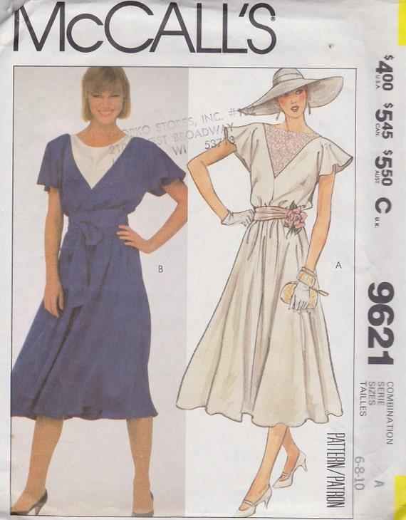 Depression-era Garden Party Dresses