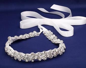 Mariage robe de ceinture, ceinture de perle, guillotine, ceinture de mariée, mariée ceinture, ceinture de mariage, ceinture de demoiselles d'honneur, robe de mariée Sash, ceinture de cristal