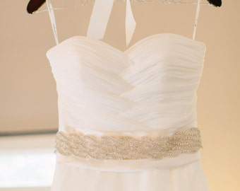 Bridal Belt Sash, Wedding Sash Belt, Bridal Sash, Bridal Belt, Crystal Belt, Bridal Dress Sash, Rhinestone Sash, Prom Sash, Swarovski Sash
