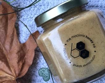 PUMPKIN SPICE Creamed Unpasteurized Honey