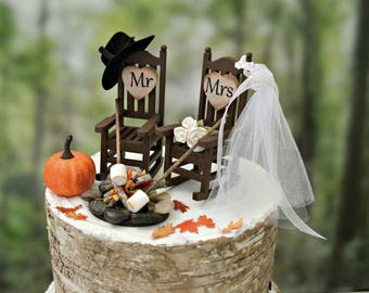 Chair Cake Topper Etsy