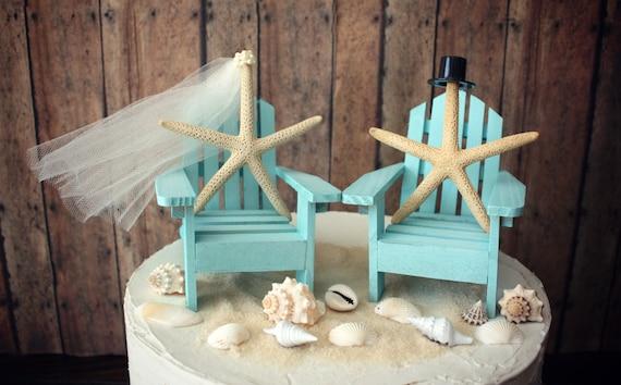 Mari e ivoire adirondack chaise wedding cake - Chaise adirondack france ...