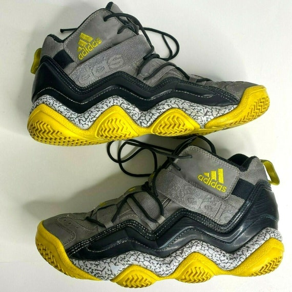 Adidas Top Ten 2000 Grey Sun Crazy Kobe Bryant Bas
