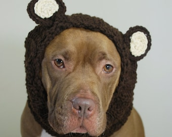 Bear Dog Snood MADE TO ORDER