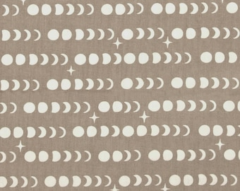 Moon Phase Shroom From Birch Organic Fabric's Tall Tale Collection