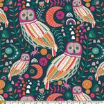 Art Gallery- Sova Dayglow Owls from Lugu Collection by Jessica Swift