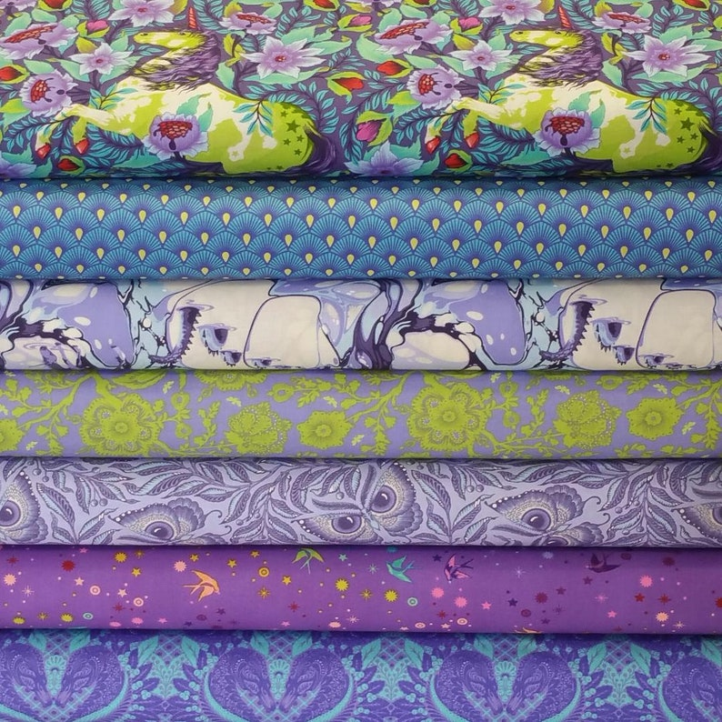 Tula Pink Daydream Fat Quarter Bundle From Pinkerville image 0