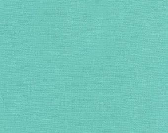 Candy Green Solid Kona Cotton from Robert Kaufman Fabrics - K001-1061