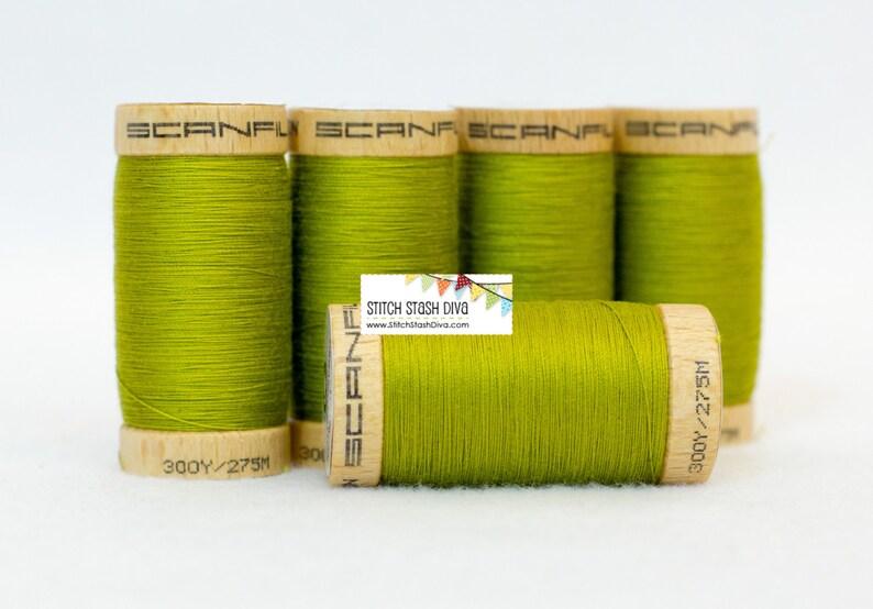 Celery Scanfil ORGANIC Thread - 4823