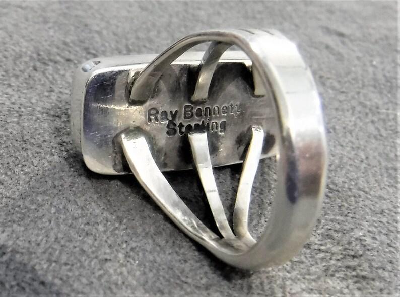 ROYSTON TURQUOISE RING   #1356-bo