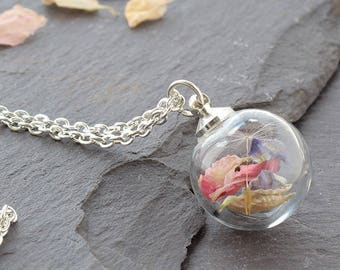 Mini Garden Delight necklace