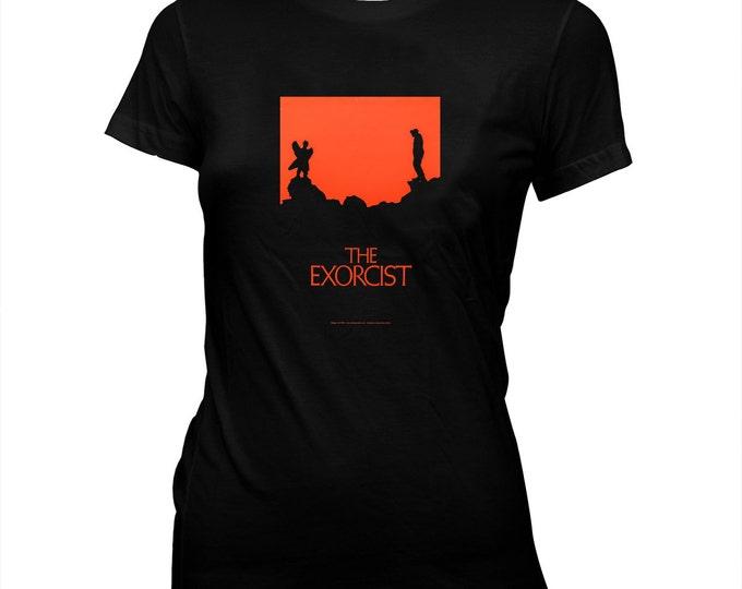 The Exorcist - Pazuzu - Max von Sydow - Women's Pre-shrunk, hand screened 100% cotton t-shirt