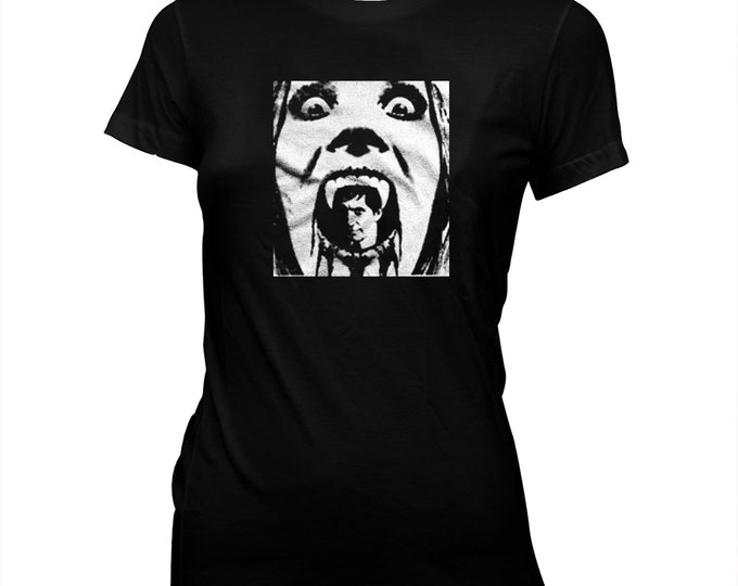 House Of Dark Shadows - '70s Horror - Women's Pre-shrunk, hand screened 100% Cotton T-shirt