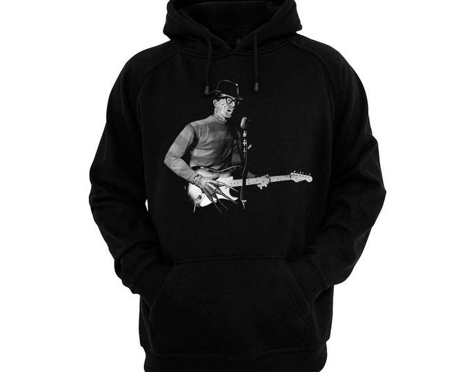 "Freddy ""Buddy"" Krueger - Nightmare On Elm Street - Hand screened, Pre-shrunk 100% cotton blend pullover hoodie"