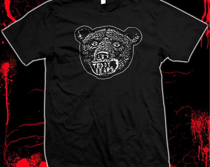 Teddybears - Hand Silk Screened, Pre-shrunk 100% cotton t-shirt